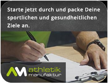 Athletik Manufaktur Hannover Kontaktseite